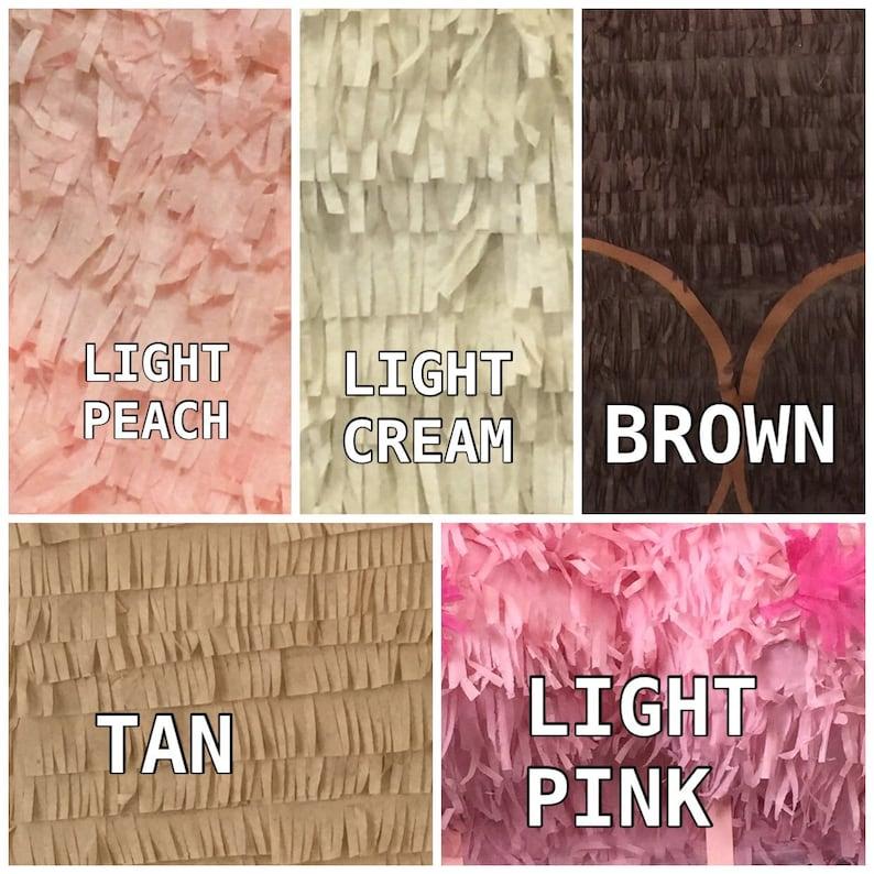 BachelorBachelorette Pinata Customize your own colors