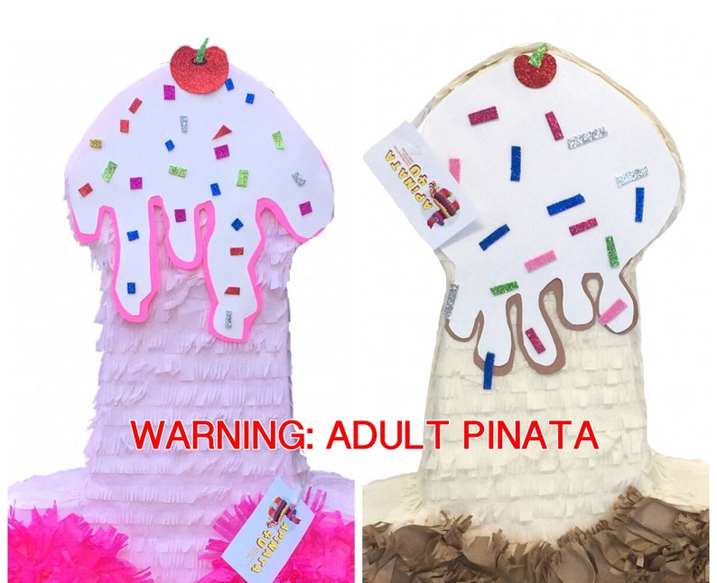 81d8929701c8d5 Flavor Theme Adult Pinata Pecker Pinata 24 Tall Adult