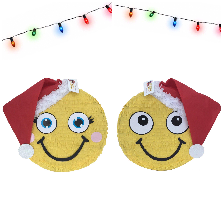 Weihnachten Emoticon Pinata 16 | Etsy