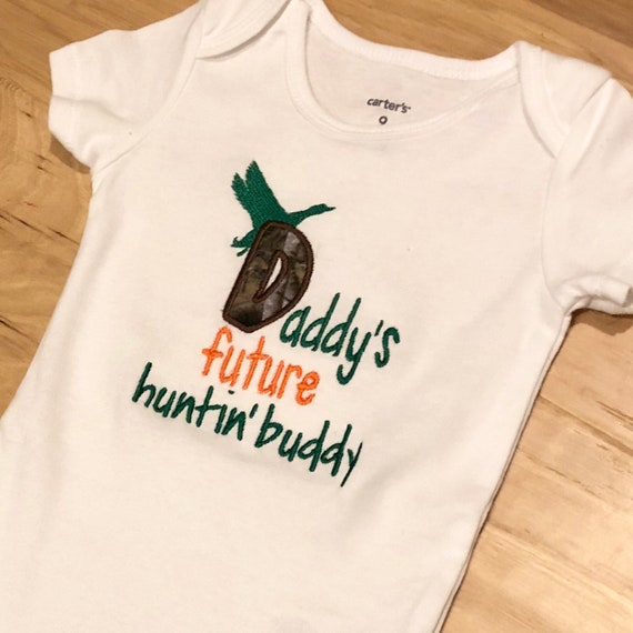 DUCK HUNTER Onesie