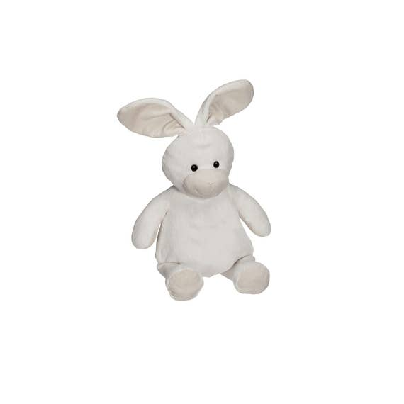 BAXTER Embroidered Plush Bunny