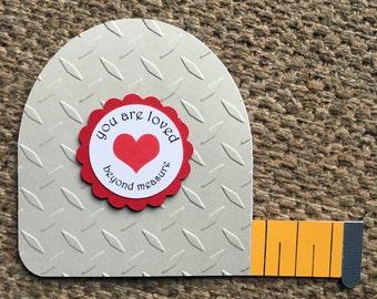 Gift Card holder for HIM, birthday gift for boyfriend husband son,  Hardware Store Gift Card Holder