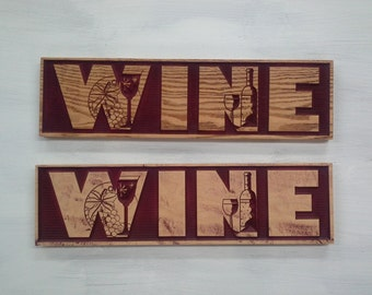 Wine Anyone? Makes a Great gift for the Wine lover!