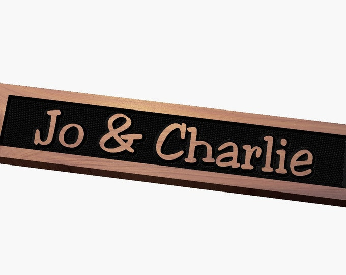 Addon Sign - Excellent addition to hang under your camper sign- Add some other words that you don't want on your sign.