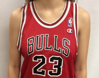 a07f208b2f5d Vintage 90 s Chicago Bulls