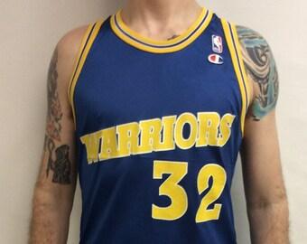 eea53cba Vintage 90's Golden State Warriors Basketball