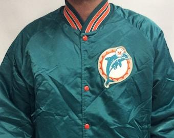 Vintage 90 s Throwback Miami Dolphins Football