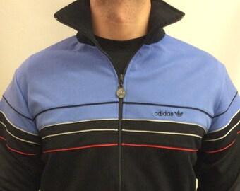 5e9963390abd Vintage 90 s Adidas Track Jacket (Size L)