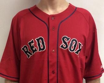 462f2541 Vintage 90's Boston Red Sox Baseball #15