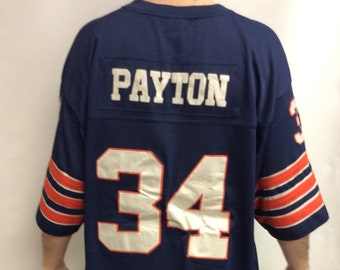 Cheap Walter payton jersey | Etsy  for sale