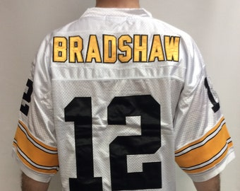 68c348a99e4 Vintage Pittsburgh Steelers Terry Bradshaw