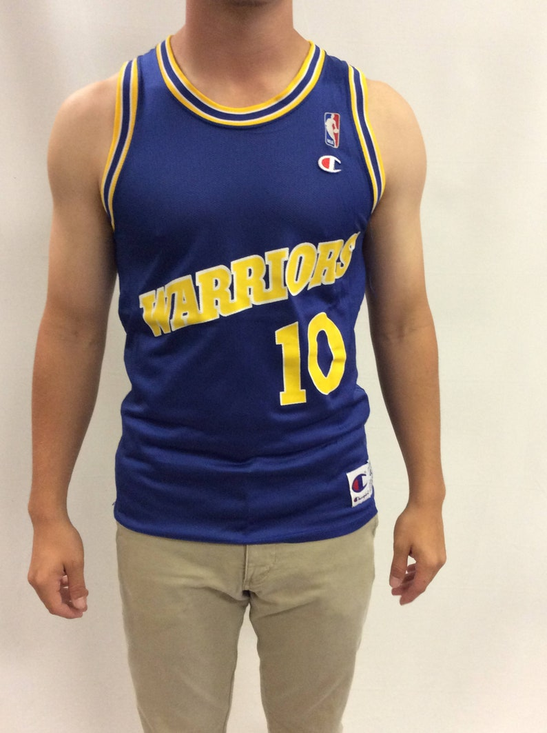 4a5111a2 Vintage 90's Golden State Warriors Tim | Etsy