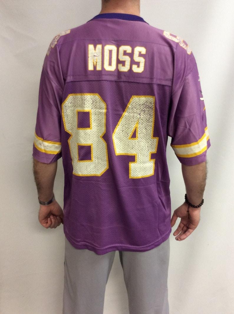 brand new 2e83d 8ef60 Vintage 90's Minnesota Vikings