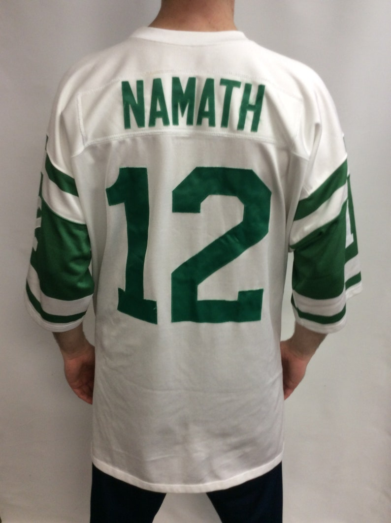 cheaper a32c2 8278a Vintage Inspired New York Jets
