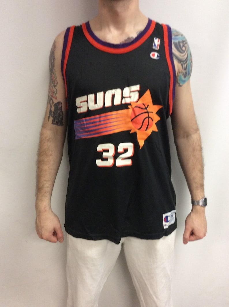 6eea39dbe49a Vintage 90 s Original Phoenix Suns Basketball Jason