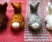 Needle Felted Animal Baby...