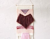 Plum Fringe and Pastel Pi...