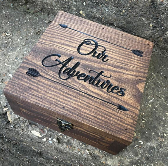 Adventure Box Unique Valentine S Day Gift Valentines Etsy