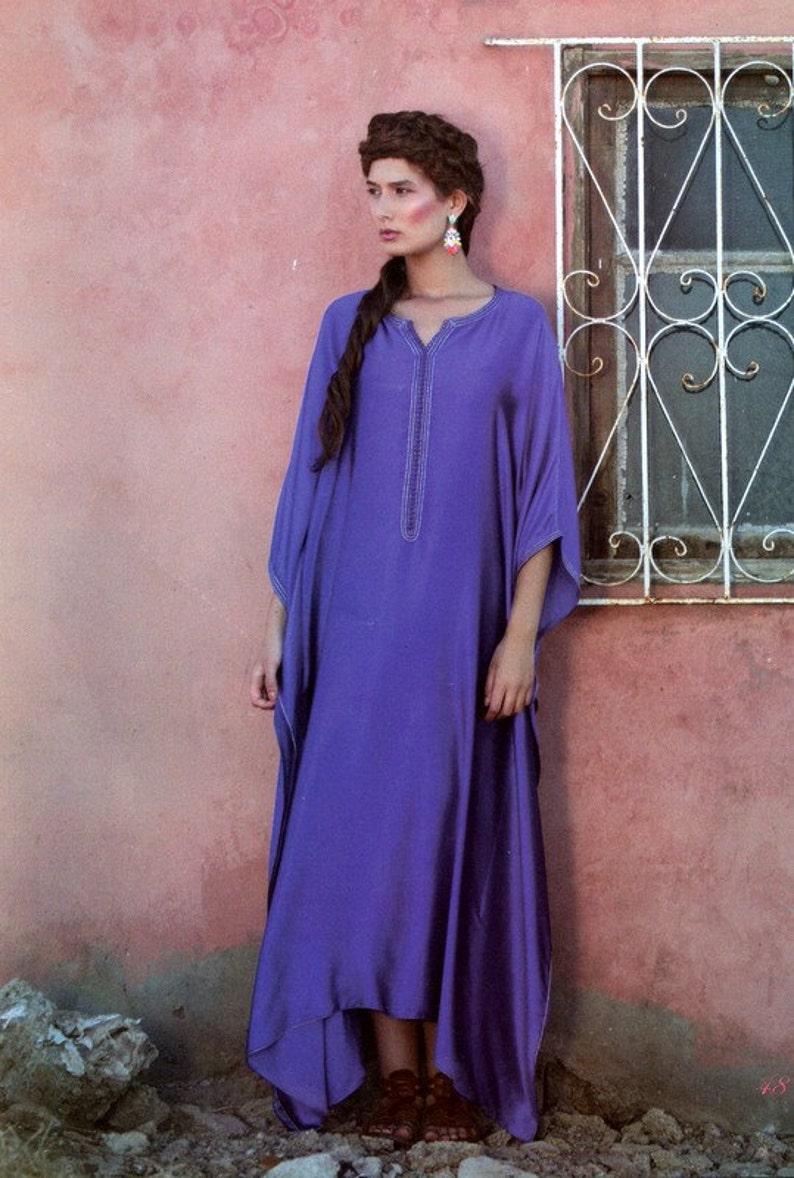 b23b447dbb07 Couture marocchina Abito Dubai   Abaya Kaftan caftano Kleid