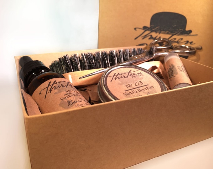 Featured listing image: Ultimate Beard Grooming Kit