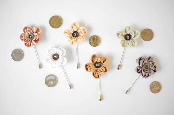 fabric lapel pins master list index,brooch pins,boutonniere