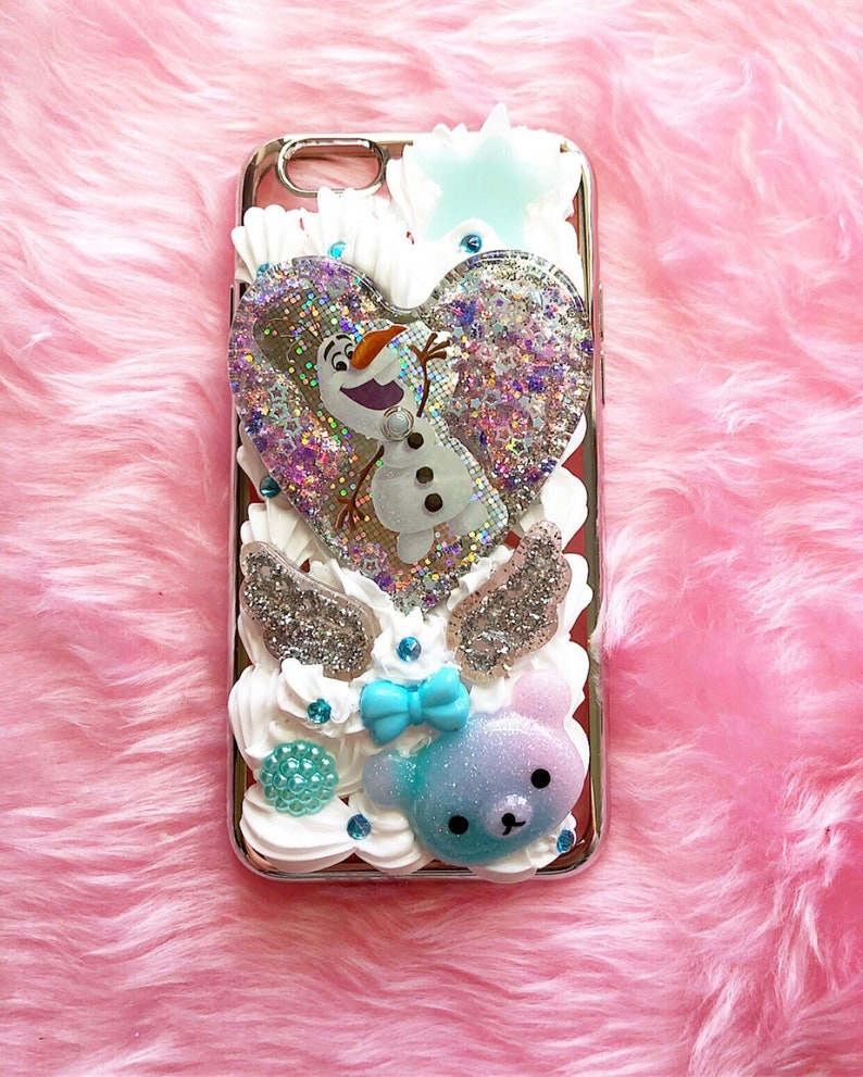 premium selection d5e97 fb5ab IPhone 6 / 6S decoden Disney Frozen case
