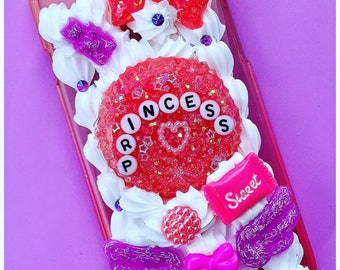 "IPhone 6 / 6S decoden ""Princess"" Phone case"