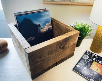"""Scaffold Board Vinyl Crate 