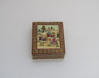 antique 1900s wicker handmade chinese oriental ring box jewellery piece treen trinket box wedding gift