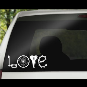 Cycling Sticker 20 x Heart Sweetheart Waterproof Car Sticker Desired Colour Deco