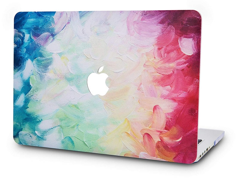 finest selection 89312 8d0ed New MacBook Air 13 Inch A1932 Case 2018 Release, Graphics Plastic Hard Case  for MacBook Air 13