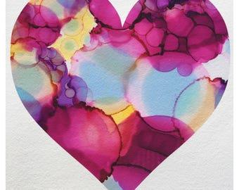William's Love  Archival Art Print