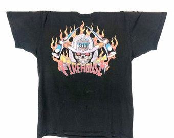 Firehouse shirt | Etsy