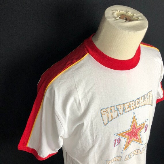 Vintage 90s Silverchair Band Tshirt Rock Grunge - image 3