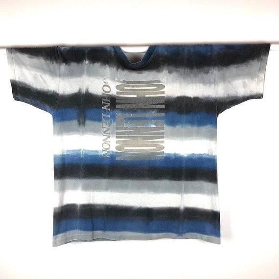 Vintage John Lennon Tye Dye Tshirt The Beatles
