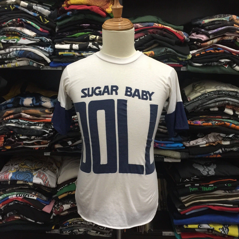 Extremely Rare Vintage 80s Sugar Baby Doll Band Tshirt Etsy