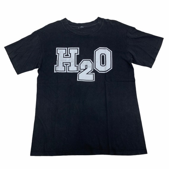 Vintage 90s H2o Band Tshirt Hardcore Punk Straight