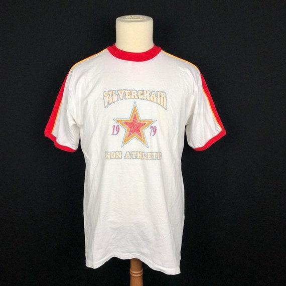 Vintage 90s Silverchair Band Tshirt Rock Grunge
