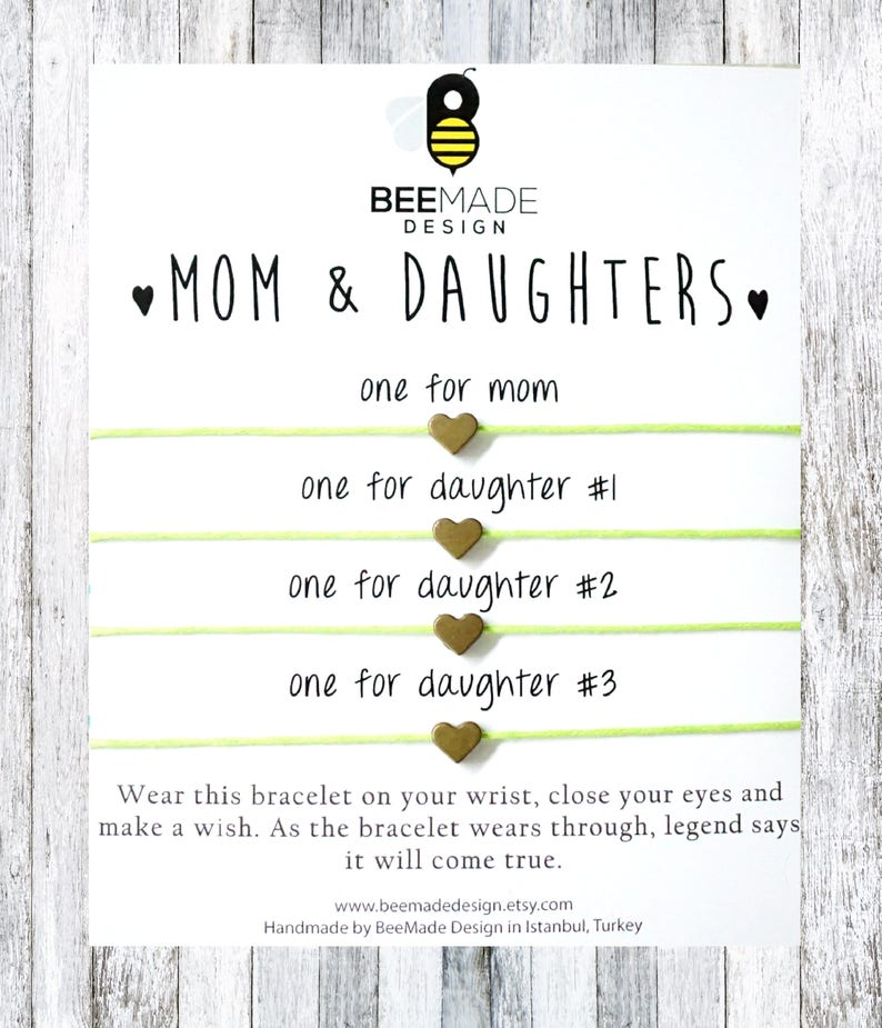 Mothers Day Gift Ideas For Mom From Daughters Mom Birthday Etsy