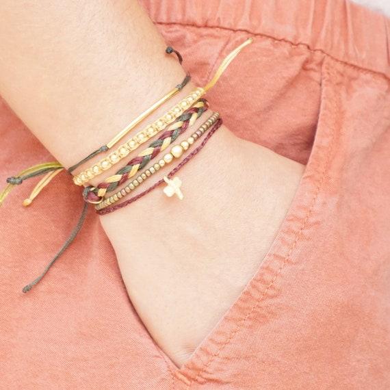 Hippie Jewelry Macrame Bracelets Teen Girl Valentines Day Gift Etsy