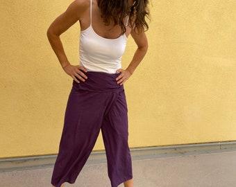 THAI PANTS - Wrap Pants - Super Comfy Thai Pants