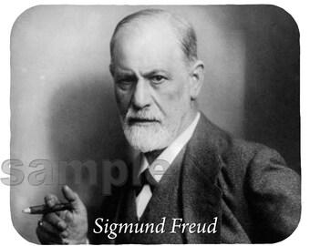 Mouse Pad; Sigmund Freud