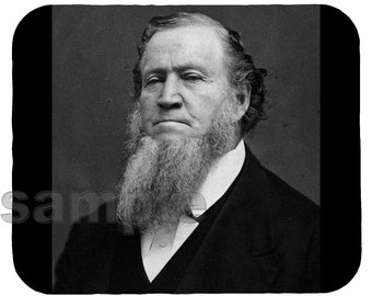 Mouse Pad; Brigham Young