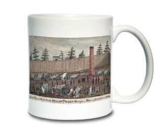 Coffee Mug; Camp Lawton,