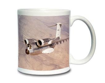 Coffee Mug; Yc-14 C-14 Boeing