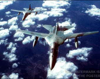 Poster, Many Sizes Available; F-111 Aardvark