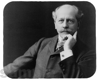 Mouse Pad; Percival Lowell