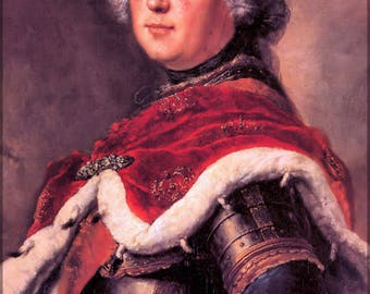 Poster, Many Sizes Available; Frederick The Great