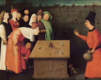 Poster, Many Sizes Available; Hieronymus Bosch 051