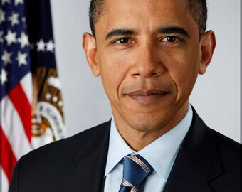 Poster, Many Sizes Available; President Barack Obama P2